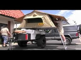 Ezi Awn Eezi Awn Roof Top Tent Youtube