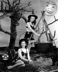 witchy witchy women u2013 a look at hallowe u0027en pinups oh for the