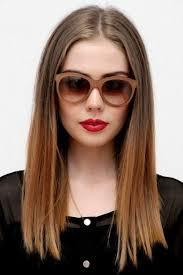 long same length hair 18 best one length images on pinterest hair cut hair dos and
