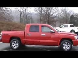 dodge dakota crew cab 4x4 for sale for sale 2005 dodge dakota slt cab 4x4 1 owner stk 30292a