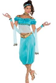 female genie costume halloween costume cute female