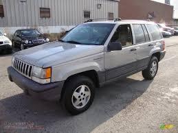 tan jeep grand cherokee 1995 jeep grand cherokee laredo 4x4 in light drift wood metallic
