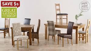 Hardwood Dining Room Furniture Dining Table Sets 100 Solid Hardwood Oak Furniture Land