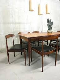Mid Century Chairs Uk Dining Table Retro Style Round Dining Table Vintage Uk Tables