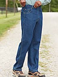 Comfort Fit Mens Jeans Men U0027s Comfort Jeans Lined Relaxed Fit U0026 More Blair
