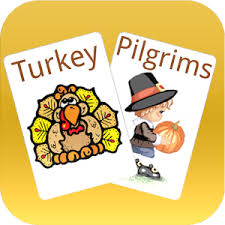 thanksgiving flash cards android apps on play