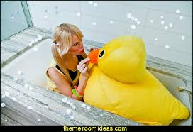 Decorating theme bedrooms Maries Manor rubber duck theme