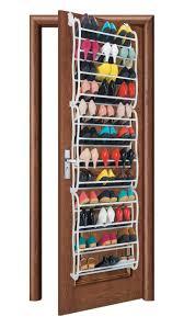 shoe organizer best 25 over door shoe rack ideas on pinterest 5 door shoe rack