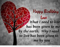 Happy Birthday Wishes For Wall Happy Birthday Love Wishes