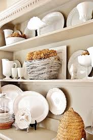 Kitchen Hutch Ideas Fall Decorating Ideas For The Kitchen And A Funny Story