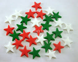 Christmas Cake Decorations With Stars by Edible Fondant U0026 Lace Decorations For Cakes U0026 By Lenascakes