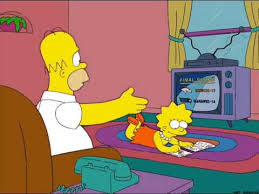 What Are The Super Bowl Predictions From 14 Animals Across The - the simpsons predict super bowl 48 final score broncos 19 vs