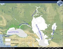 Caspian Sea World Map by Investigation