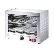 cuisine salamandre salamandre toaster à étage avec allumage des résistances