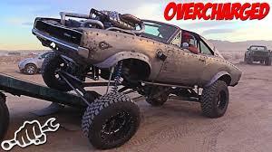 hauk camaro 1969 dodge charger welderup diesel rat rod 4x4 trars