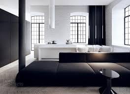 black white interior black white interior vision striking loft complex dma homes 7425