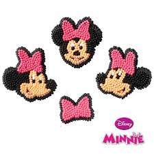 disney u0027s minnie mouse candy decorations wilton
