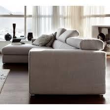 repose tete canapé canapé avec repose tête réglables en hauteur antibes arredaclick