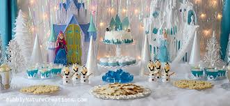 frozen party disney frozen party ideas with cakes and decor