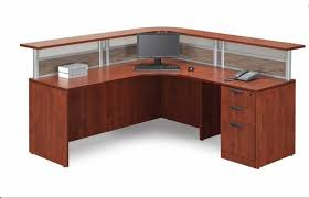 Office Furniture Reception Desks Cabinets With Desk Office Furniture Reception Counter Desk