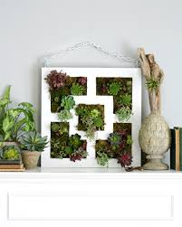 Ikea Lack Hacks Ikea Lack Table Hack To Succulent Vertical Garden