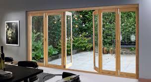 Wickes Bi Fold Doors Exterior Bi Fold Patio Doors With Integral Blinds Home Improvement Ideas