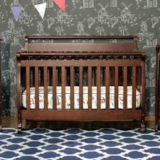 Davinci Emily 4 In 1 Convertible Crib Davinci Emily 4 In 1 Convertible Crib In Espresso 179 00