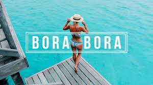bora bora bora bora travel diary aspyn ovard youtube