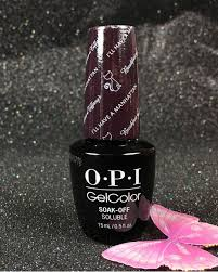 gel color by opi i u0027ll have a manhattan hp h14 holiday 2016