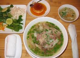 pho cuisine hanoi noodle pho food hanoi city food