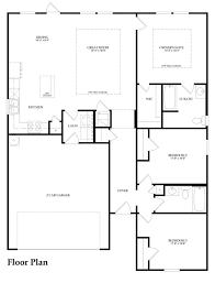 great room floor plans design charming centex homes floor plans with fabulous design