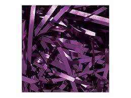 mylar shred mylar shred 10 lb ctn purple item 819011009