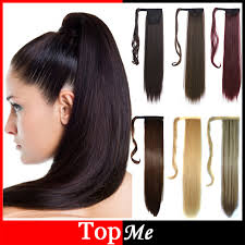 ladies hair pieces for gray hair fashion woman hairpiece 22 55cm long magic paste straight