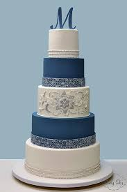 silver wedding cakes lovely cakes wedding cakes