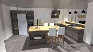 cuisiniste aubagne ilot cuisine bois massif 11 cuisine moderne effet bois