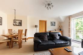 Settee At Dining Table Beautiful Belfast Rental Apartment Luxury To Take Your Breath Away