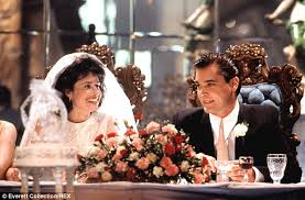 goodfellas wedding band lorraine bracco turned tony s carmela