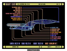 Starship Floor Plan Index Of S Startrek Ships Galaxy Schematics
