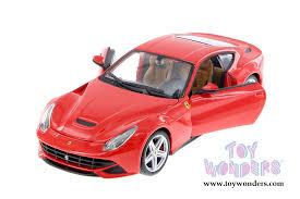 f12 model bburago race play f12 berlinetta top by