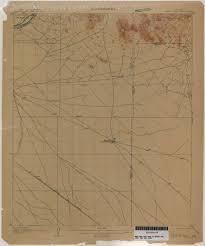 Desert Map Arizona Historical Topographic Maps Perry Castañeda Map