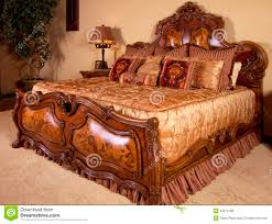 master bedroom unique bed royalty free stock photos image 22974168
