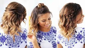 3 easy hairstyles for short hair u2013 luxy hair