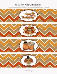 diy printable thanksgiving napkin rings happy thanksgiving