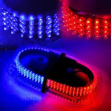 magnetic base strobe light blue 240 led strobe light with magnetic base xprite