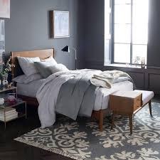 Hemnes Bed Frame by Hemnes Bed Frame Black Brown Luröy 140x200 Cm Ikea Mattress