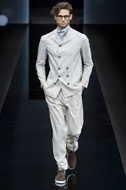 giorgio armani spring 2017 menswear collection high fashion living