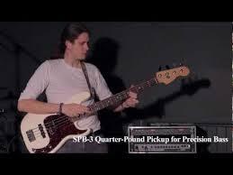 quarter pound p bass seymour duncan