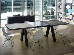 stainless steel dining table arafen