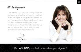 robin mcgraws hairstyle skin care robin mcgraw revelation