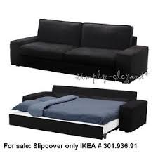 Slipcovered Sleeper Sofa Ikea Sofa Bed Slipcovers Ebay